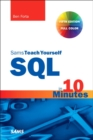 SQL in 10 Minutes a Day, Sams Teach Yourself - Book