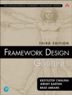 Framework Design Guidelines : Conventions, Idioms, and Patterns for Reusable .NET Libraries (paperback) - Book