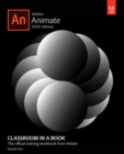 Adobe Animate Classroom in a Book (2020 release) - Book