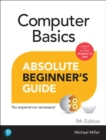 Computer Basics Absolute Beginner's Guide, Windows 10 Edition - Book