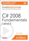 C# 2008 Fundamentals I and II Livelessons (Video Training) - Book