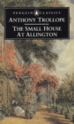 The Small House at Allington - Book