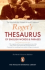 Roget's Thesaurus of English Words and Phrases - Book