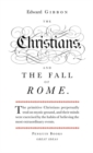 The Christians and the Fall of Rome - Book
