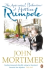 The Anti-social Behaviour of Horace Rumpole - Book