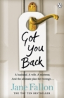 Got You Back - Book