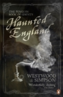 Haunted England : The Penguin Book of Ghosts - Book