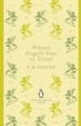 Where Angels Fear to Tread - Book