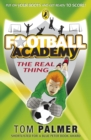 Football Academy: The Real Thing - Book