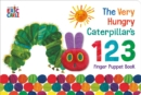 The Very Hungry Caterpillar Finger Puppet Book : 123 Counting Book - Book