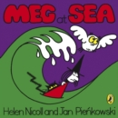 Meg at Sea - Book