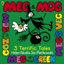 Meg & Mog: Three Terrific Tales - Book