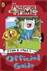 Adventure Time: Finn and Jake's Official Guide - Book