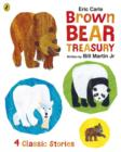 Eric Carle Brown Bear Treasury - Book