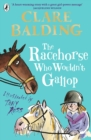 The Racehorse Who Wouldn't Gallop - Book
