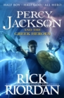 Percy Jackson and the Greek Heroes - Book