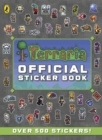 Terraria: Official Sticker Book - Book