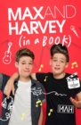 Max and Harvey: In a Book - Book