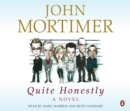 Quite Honestly - eAudiobook