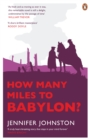 How Many Miles to Babylon? - eBook