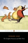The Complete Nonsense and Other Verse - eBook