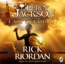Percy Jackson and the Last Olympian : (Book 5) - eAudiobook