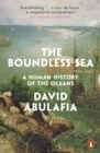 The Boundless Sea : A Human History of the Oceans - eBook