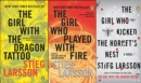 Millennium Trilogy (3 Ebook Set) : The Girl With The Dragon Tattoo;the Girl Who Played With Fire;the - eBook