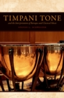 Timpani Tone and the Interpretation of Baroque and Classical Music - eBook