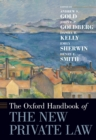 The Oxford Handbook of the New Private Law - eBook