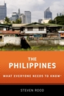 The Philippines : What Everyone Needs to Know (R) - Book