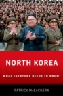 North Korea : What Everyone Needs to Know (R) - Book