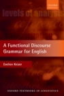 A Functional Discourse Grammar for English - eBook