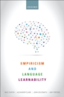 Empiricism and Language Learnability - eBook