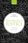 Distributive Justice : Getting What We Deserve From Our Country - eBook