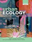 Urban Ecology : Patterns, Processes, and Applications - eBook