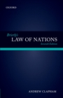 Brierly's Law of Nations : An Introduction to the Role of International Law in International Relations - eBook