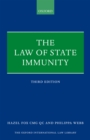 The Law of State Immunity - eBook