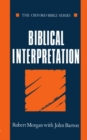 Biblical Interpretation - Book