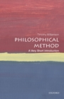 Philosophical Method: A Very Short Introduction - eBook