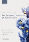 Jacobs, White, and Ovey: The European Convention on Human Rights - eBook