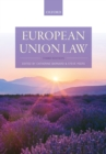 European Union Law - eBook