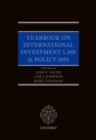 Yearbook on International Investment Law & Policy 2019 - eBook