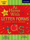 At Home With Letter Forms - Book