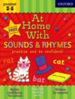 At Home With Sounds & Rhymes - Book
