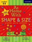 At Home With Shape & Size - Book