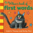 Wilbur's Book of First Words - Book