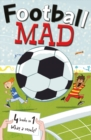 Football Mad 4-in-1 - Book