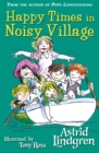Happy Times in Noisy Village - Book