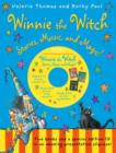 Winnie the Witch: Stories, Music, and Magic! with audio CD - Book